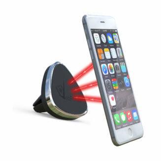 veopulse phone holder t magnetic for car air vent. Black Bedroom Furniture Sets. Home Design Ideas
