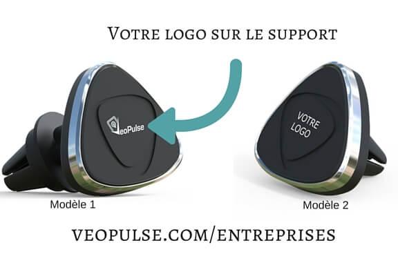 VeoPulse - cadeau entreprise - objet publicitaire